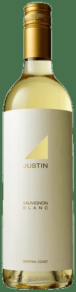 贾斯汀酒庄长相思葡萄酒2018年份