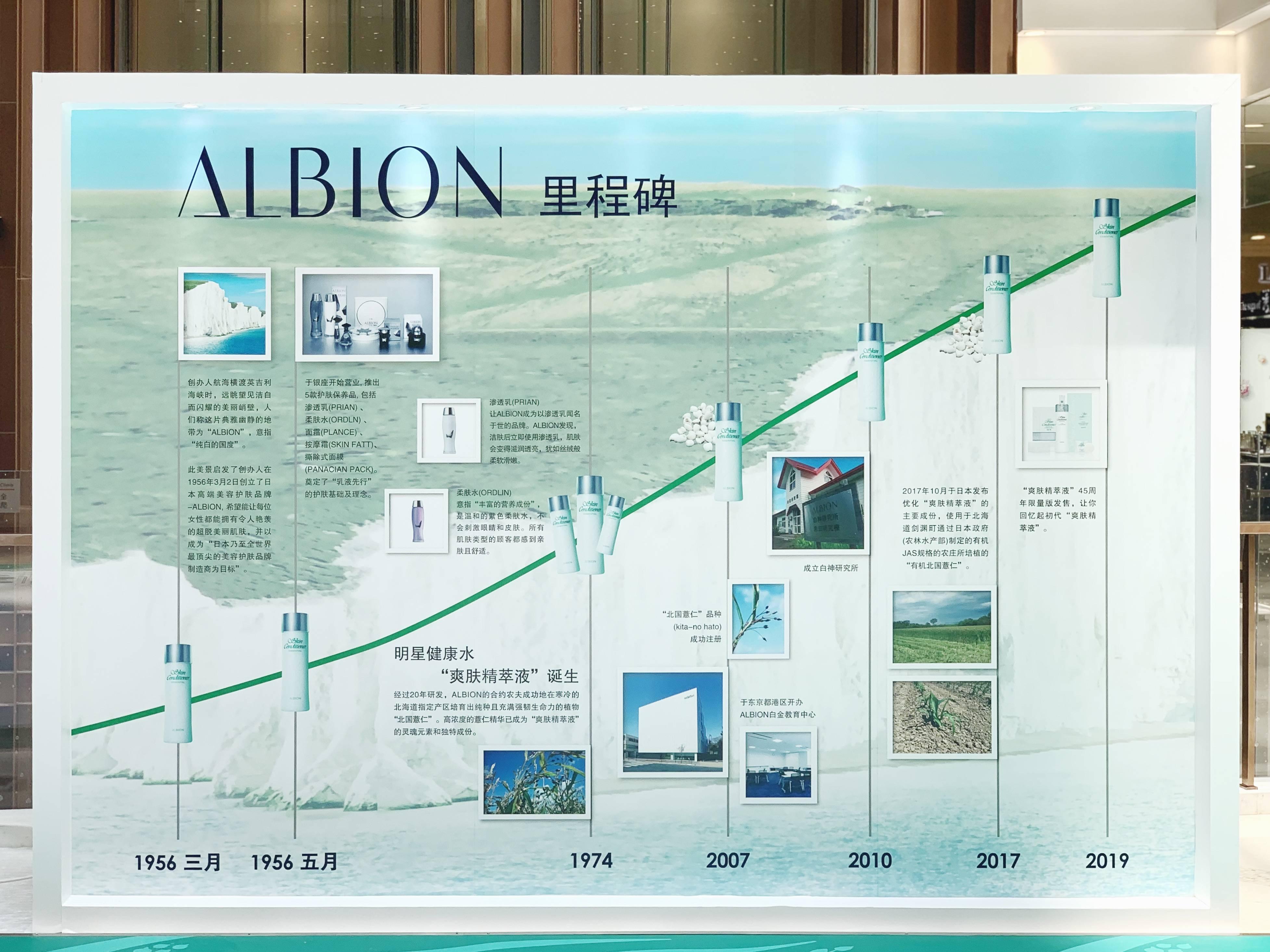 ALBION澳尔滨携手天猫超级品牌日,激活植萃能量,强韧健康美肌插图(2)