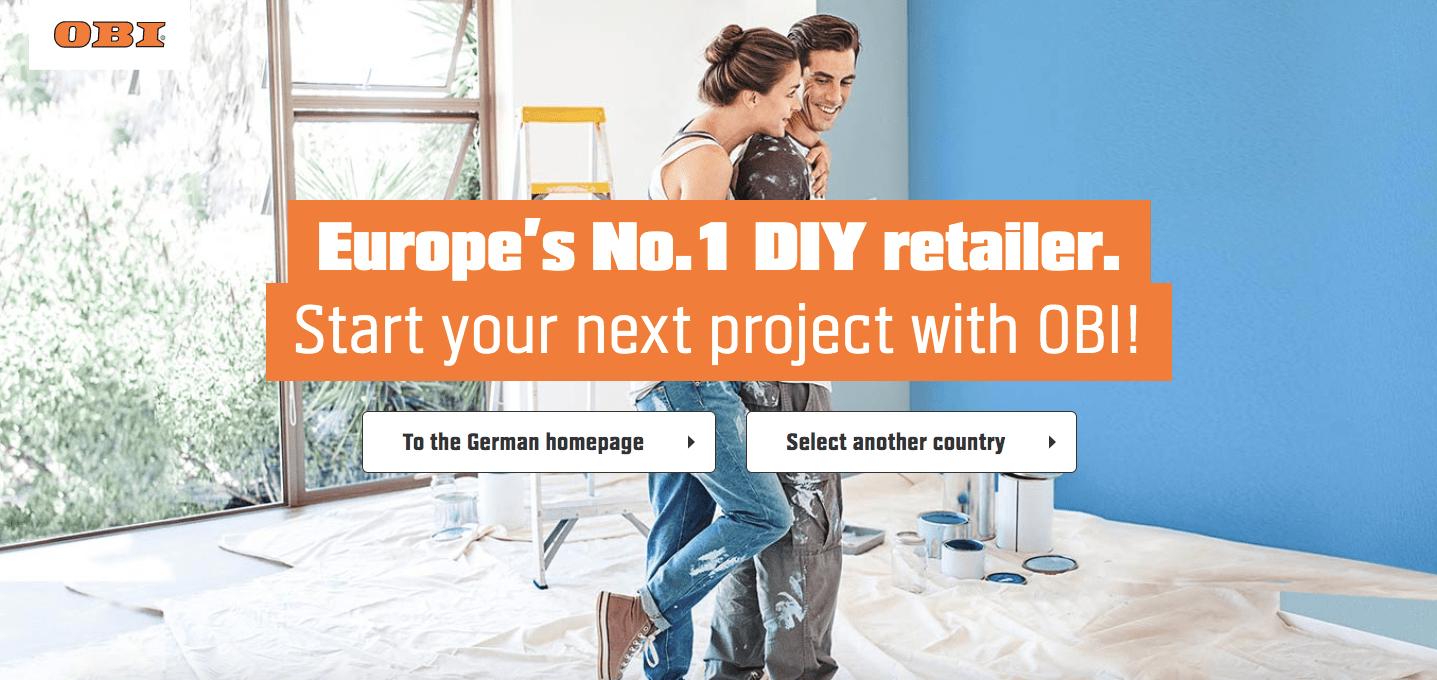 中国制造艾芬达电热毛巾架进入德国零售业巨头OBI,成功突破欧洲主流市场