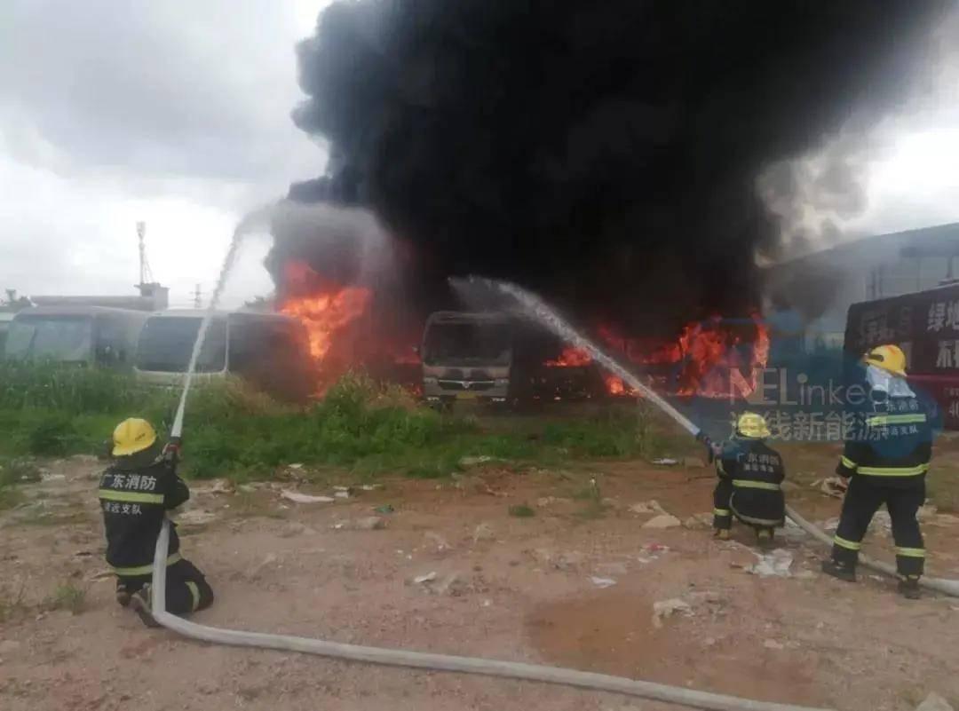 半个月就泛起7宗起火事件 新能源起火成常态?