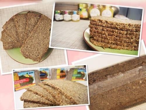 低脂低卡网红代餐捷森面包你吃的习惯吗?