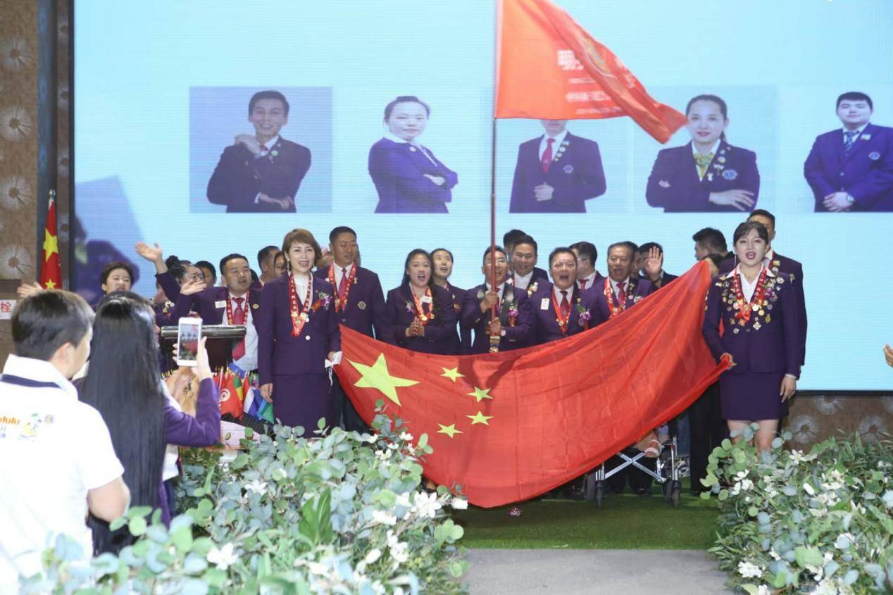 中狮联吉林明亮服务队2020—2021年度队长