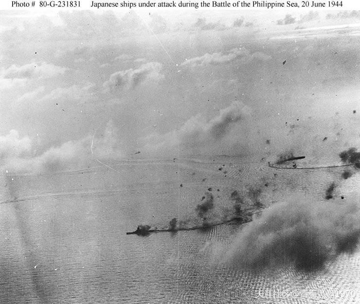 太平洋战争第七部之马里亚纳群岛战役(八十四)