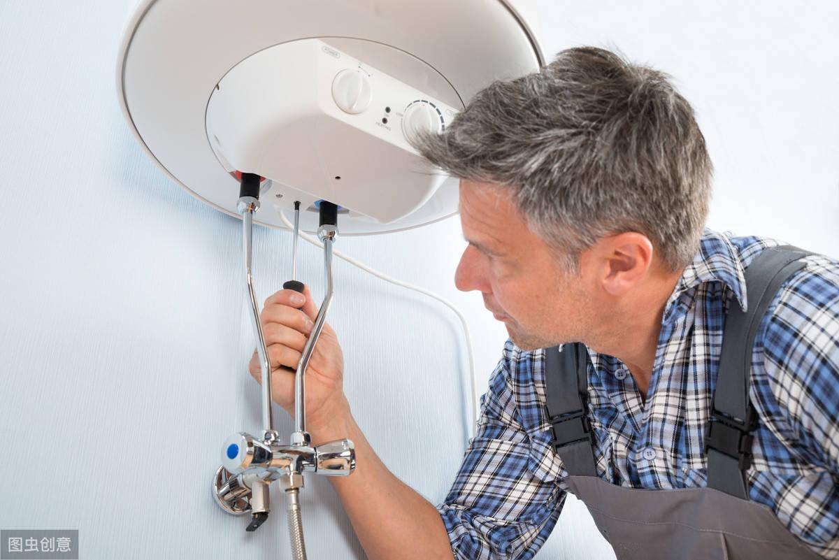老电热水器怎么维修,超温保护器怎么复位