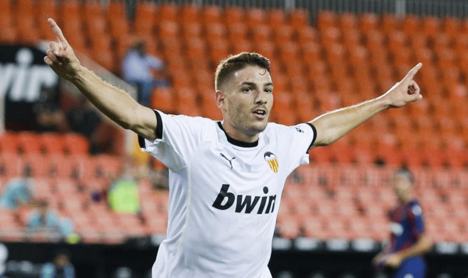 比赛日:瓦伦西亚4-2逆转莱万特 摩纳哥2-1南特