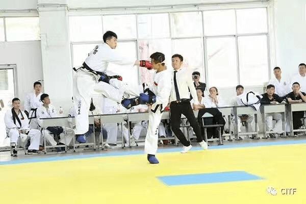长春市大学生ITF跆拳道联盟见面会取得圆满成功