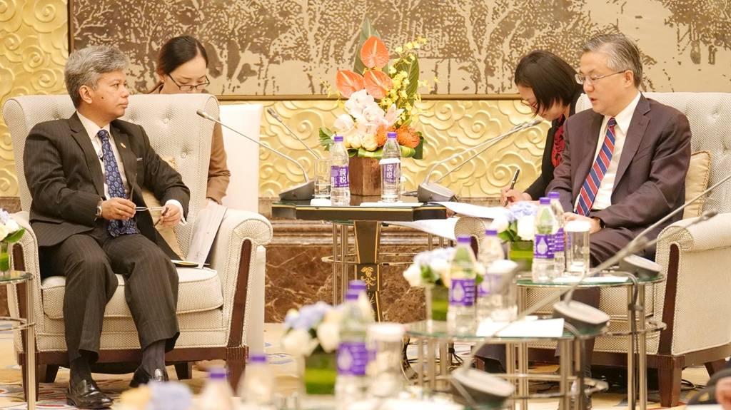 东盟10国及巴基斯坦驻华使节表示:将大力支持第17届东博会筹备工作