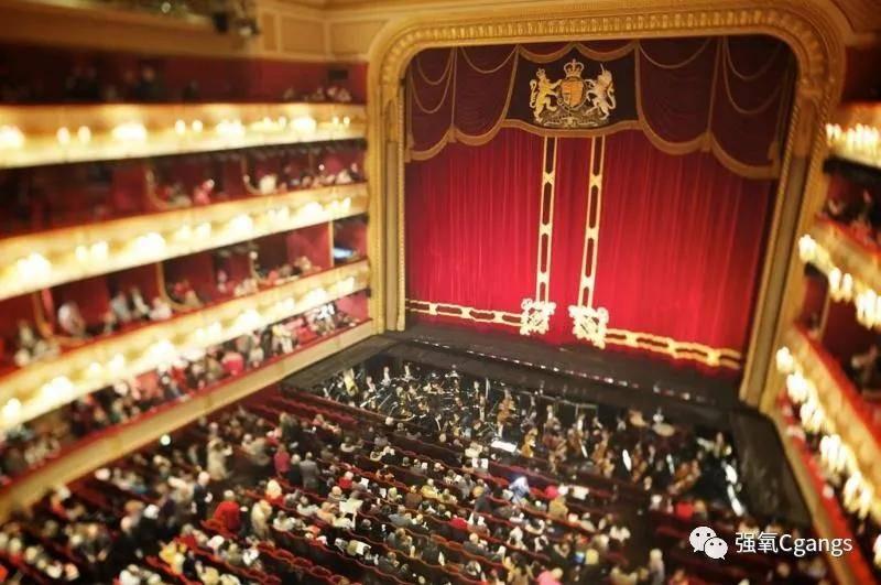 英国考文特花园皇家歌剧院进行4K HDR升级