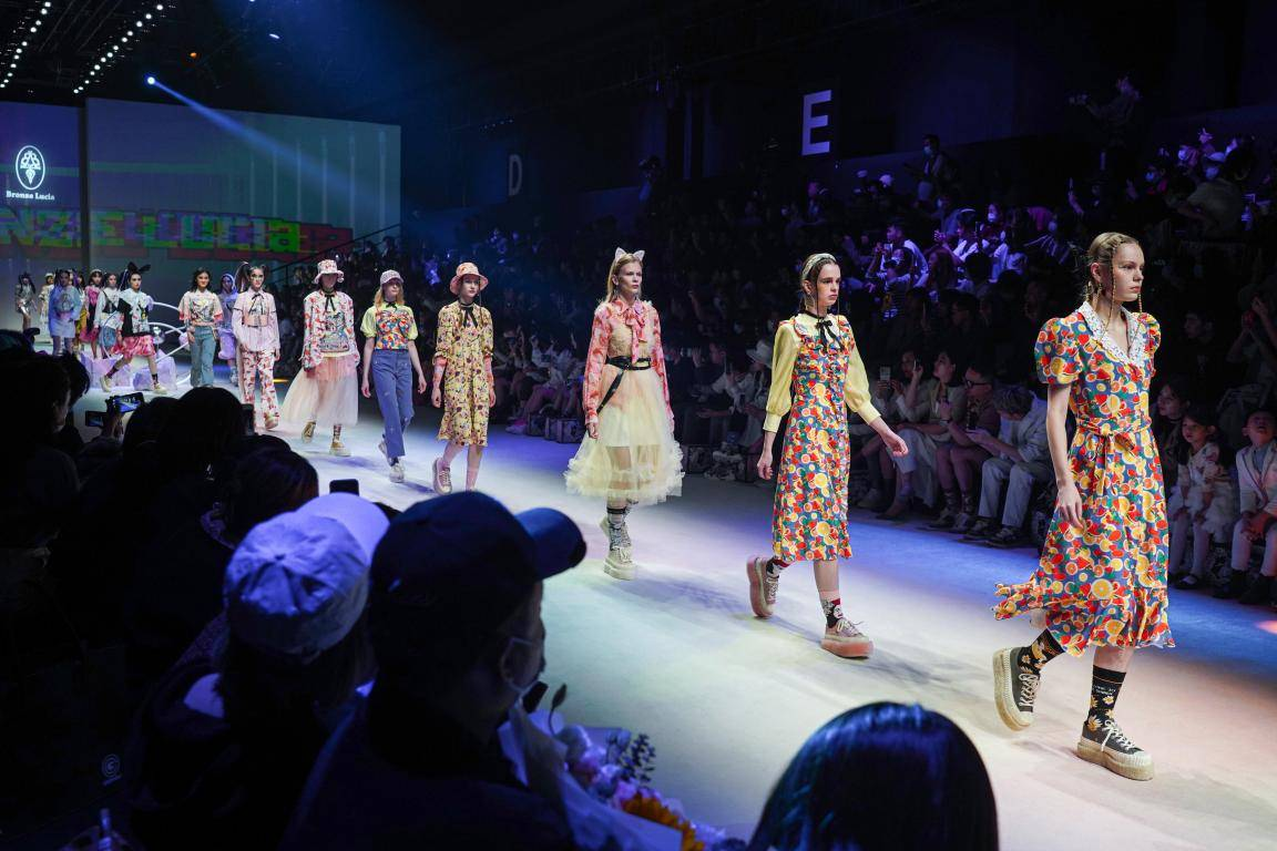 Bronze Lucia 2021SS系列上海时装周全新发布