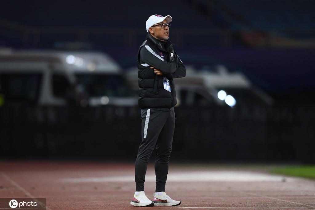 张外龙:球员配得上胜利 能不能进亚冠谁也不知道
