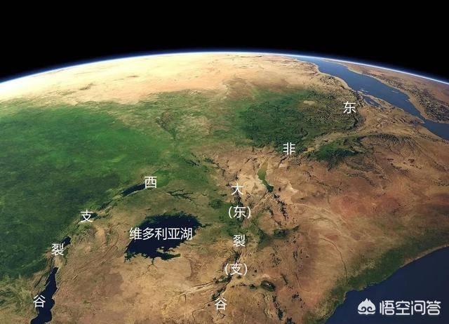 东非大裂谷形成的原因(东非大裂谷地理位置图)