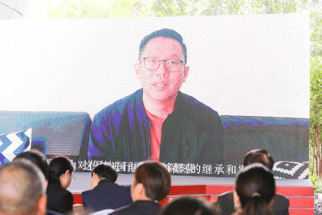 """江干区纪念夏衍诞辰120周年活动暨""""懒寻旧梦""""主题展开幕"""