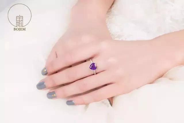 """8大""""紫气东来""""宝石,戴上后半辈子大富大贵!简直太美……"""