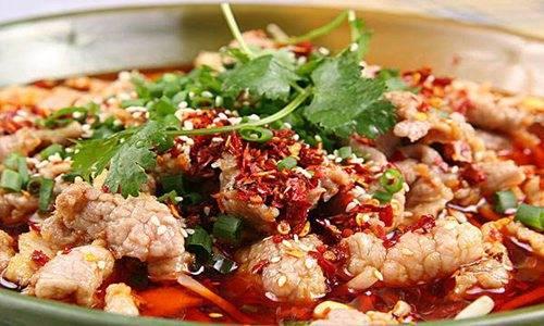 水煮肉片的家常做法,家庭版最简单的步骤做出正宗口味