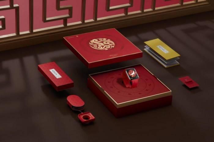 OPPO携手故宫博物院推出多款定制版IoT新品的照片 - 2