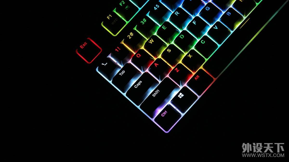 燃风rgb键盘怎么样,燃风rgb键盘值得入手吗插图(14)