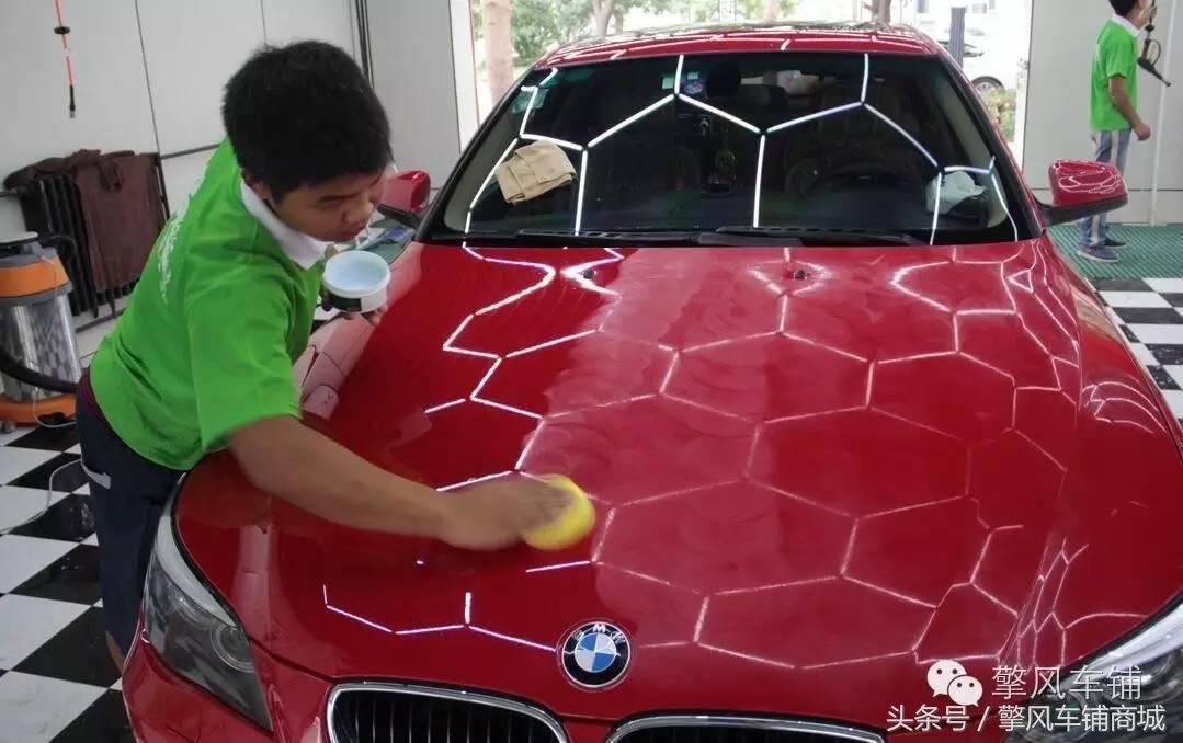 新车打蜡好吗(打蜡到底伤车还是保护车漆)插图