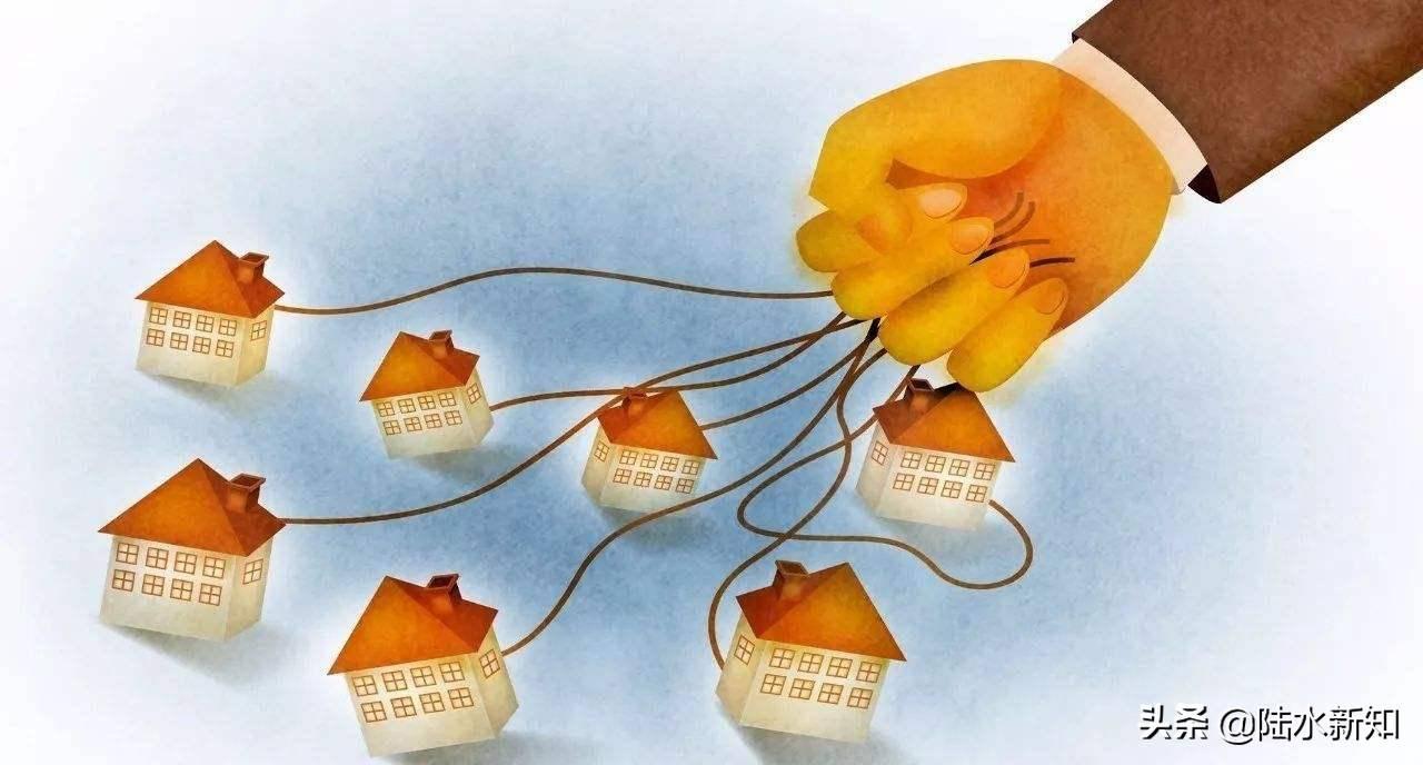 由于高昂的房价让很多年轻人不得不选择租房来解决短暂住房的问题插图(4)