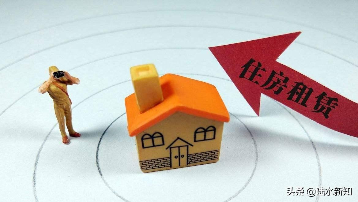 由于高昂的房价让很多年轻人不得不选择租房来解决短暂住房的问题插图(5)