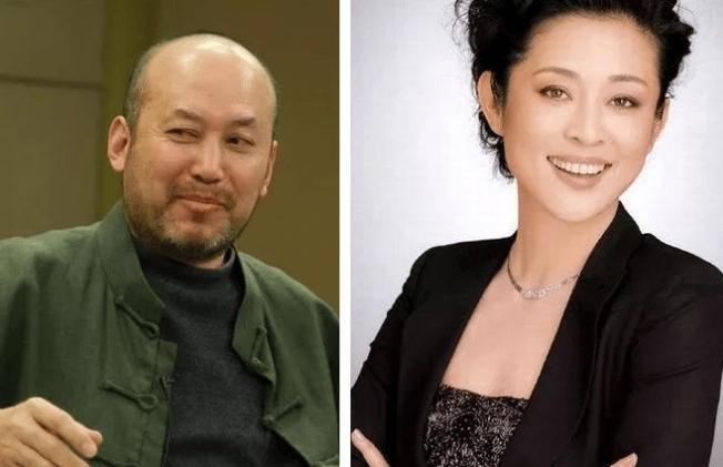 倪萍和第一任丈夫合影(倪萍年轻时漂亮吗)插图(5)
