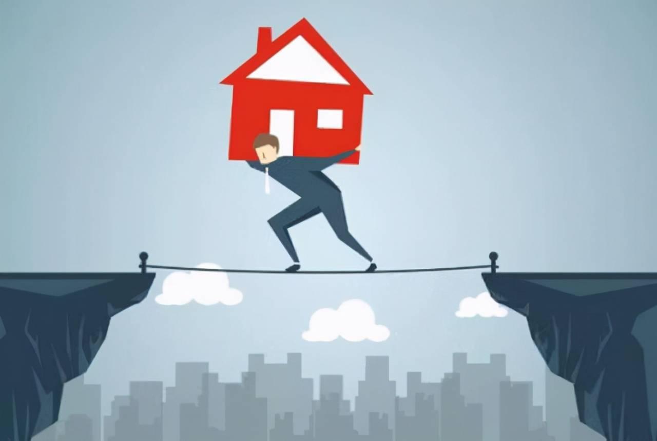 在房地产市场发展旺盛的这几十年中,买房问题一直困扰着国人插图(6)