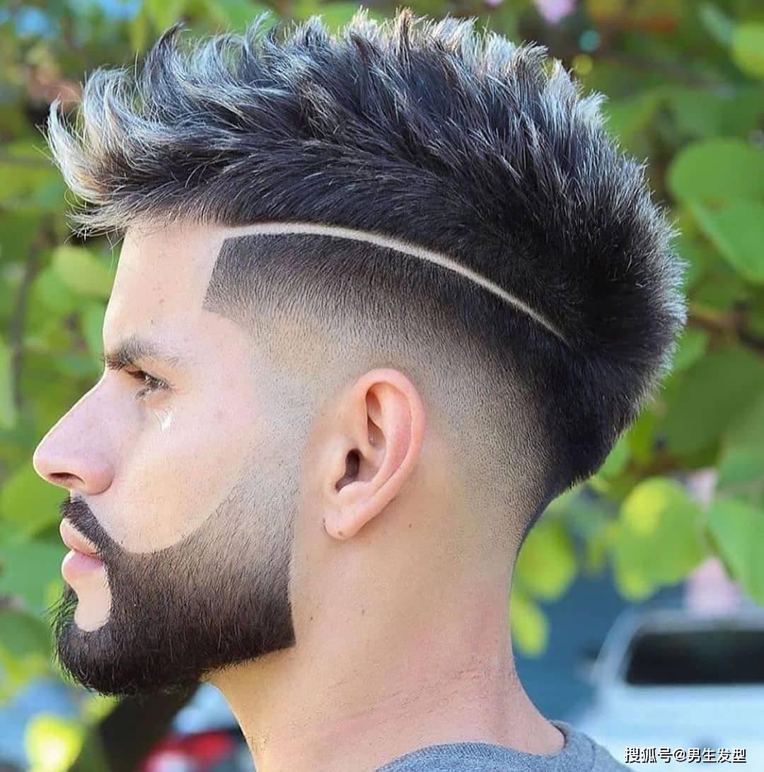 """男生理发不要只会""""稍微剪短"""" 这12款发型阳光帅气 潮流有范 爸爸 第5张"""