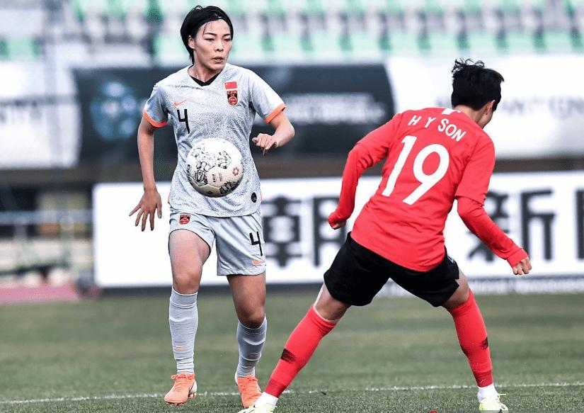 太疯狂!中国女足实力碾压韩国,王牌组合亚洲顶尖:有望直通奥运