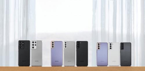 三星Galaxy S21 5G系列手机国内发布,售价4999元起