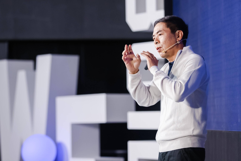 张小龙:做微信是因为不喜欢用QQ