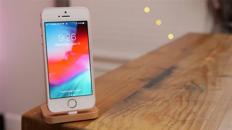 【苹果关闭 iOS 12.5 系统验证通道,iPhone 6 的 iO