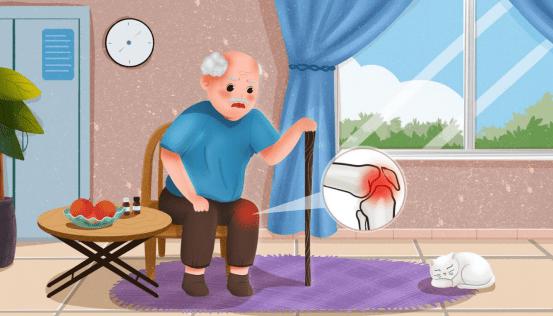 膝盖僵硬还隐隐作痛?冬季养好关节还得补氨糖!