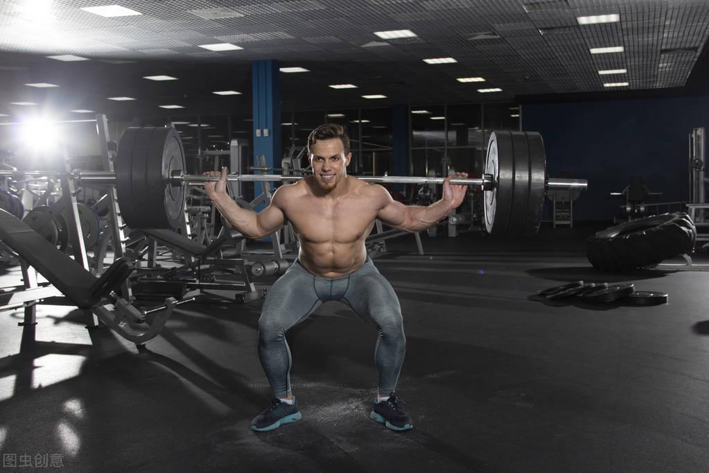 男人不练腿,迟早要后悔!一组练腿动作,你会需要的!
