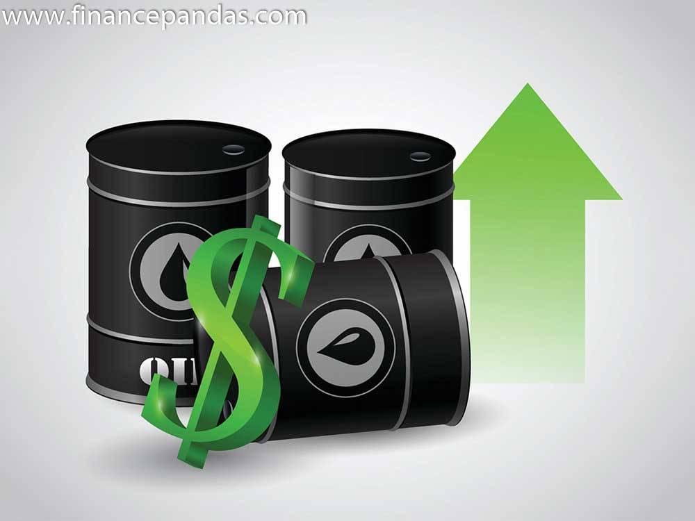 随着美元疲软和美国刺激措施提振能源需求,原油价继续上涨