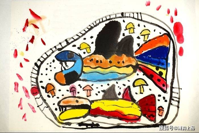 """许多家长希望培养孩子的绘画兴趣,孩子""""怯""""画怎么办?"""