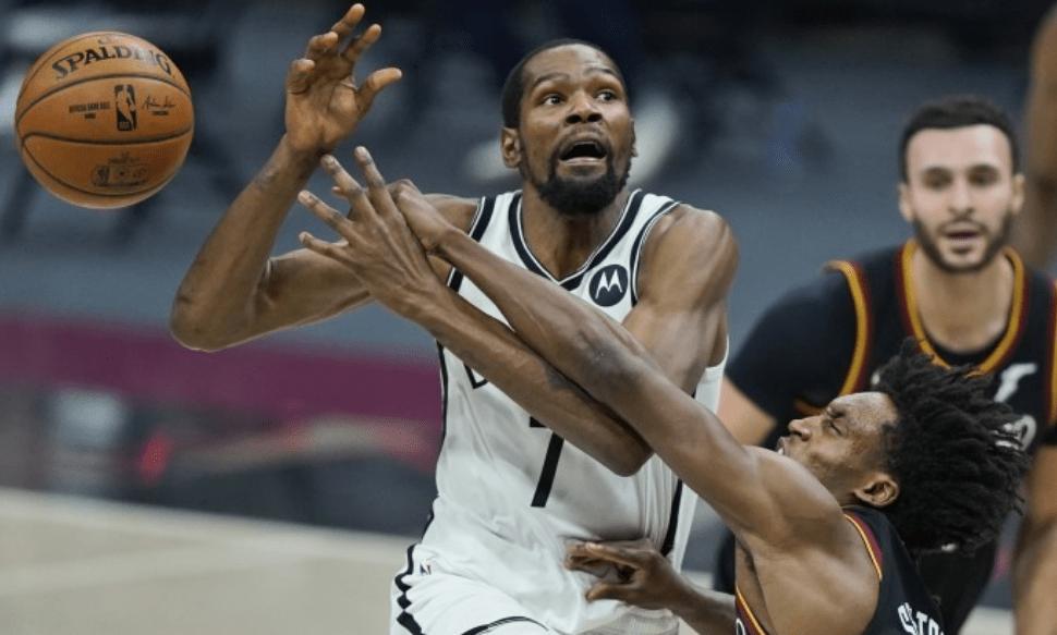 NBA常规赛篮网将持续对阵骑士,赛前官方消息显现