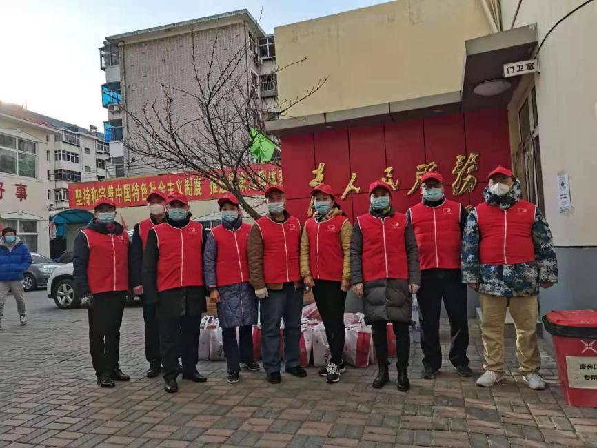 河北省义工协会张立写给抗疫志愿者的话