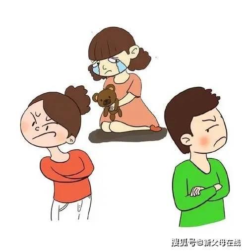 小姑天顺注册娘一句话,让频繁争吵的父母瞬间闭嘴