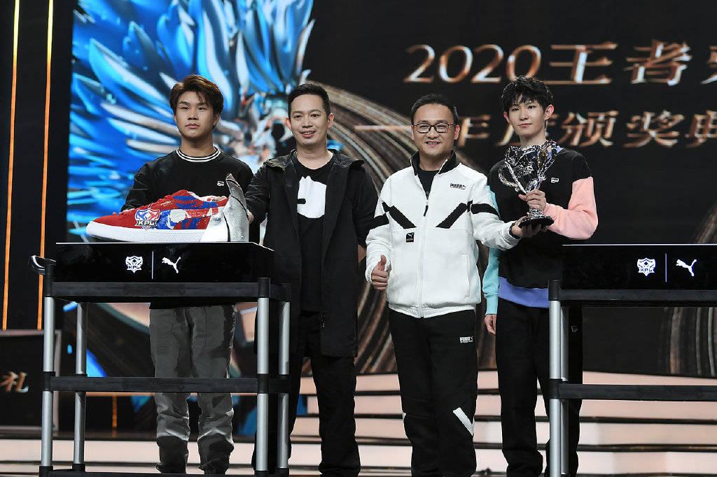 王者荣耀年度奖项揭晓 冬冠冠军空手而归小义名副其实