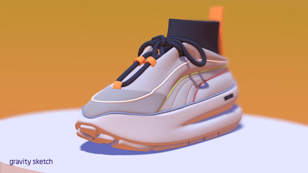 3D设计工具《Garvity Sketch》现可在所有主要VR平台免费使用