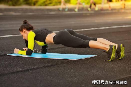 做平板支撑的时候,身体为什么会抖动?这并不是一件好事情!