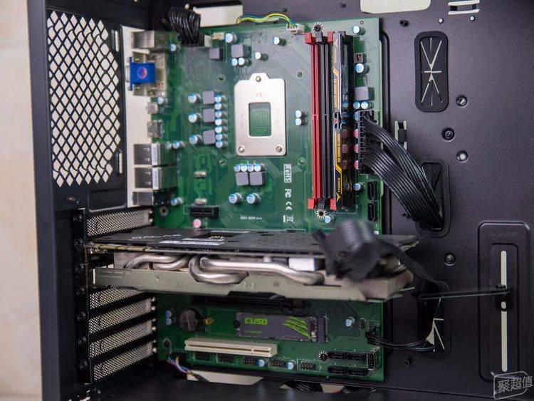 不走寻常路,CPU反向安装,益德EDAC-Q270双极主板安装经验