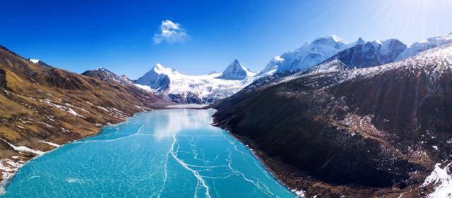 """太震撼的西藏""""绝世秘境""""!有雪山也有冰川!"""