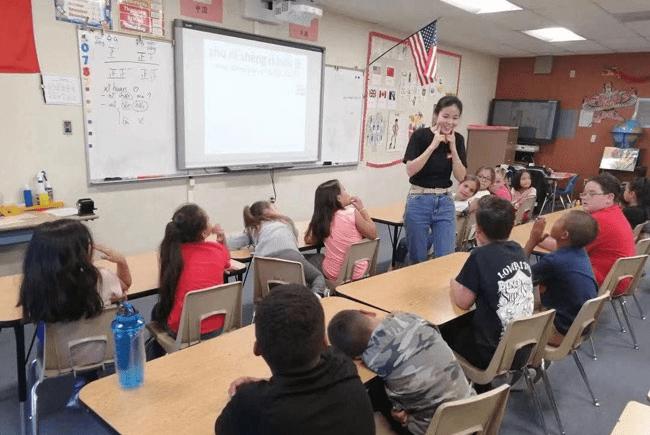 海外任教助力国际汉语教师职业发展