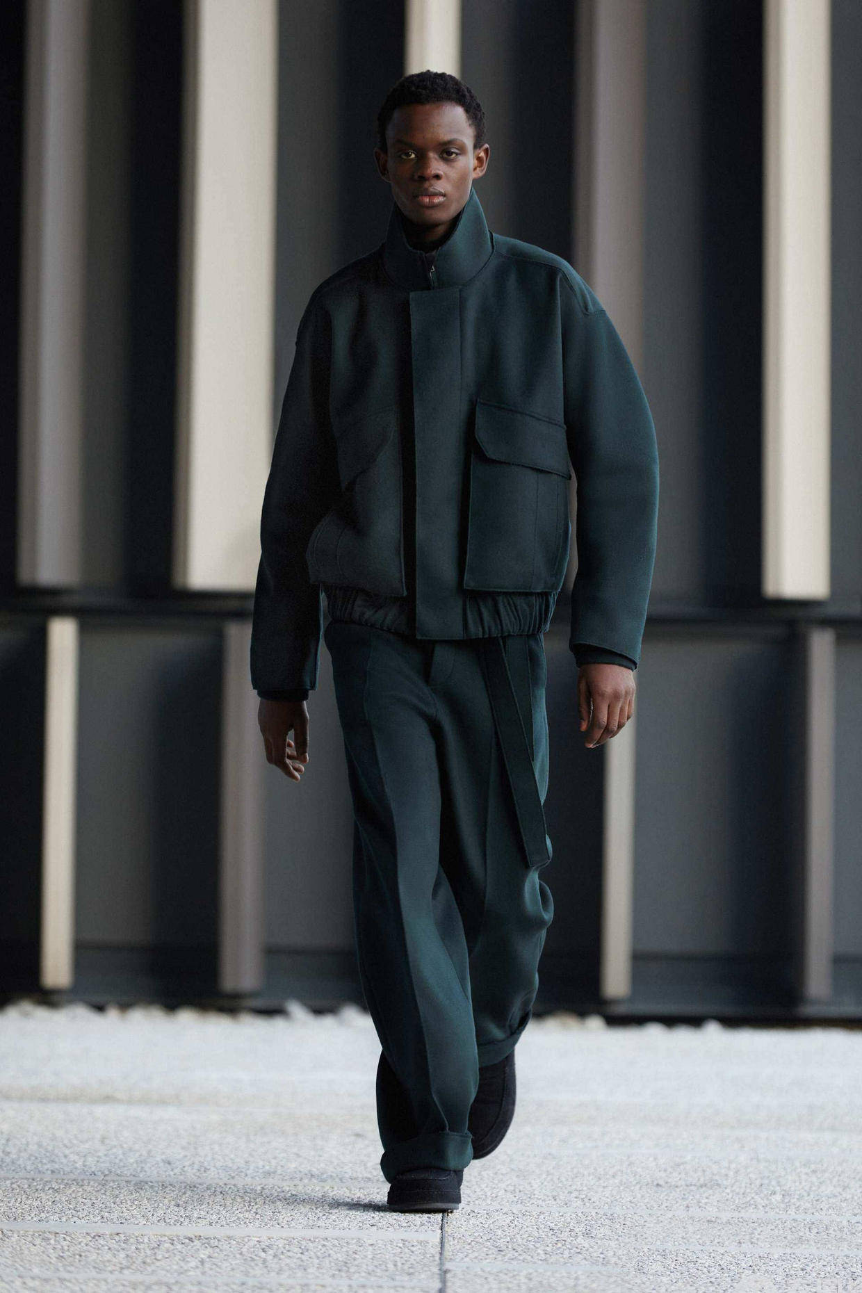 2021/22秋冬米兰男装时装周 诠释当代男装之美! 爸爸 第5张