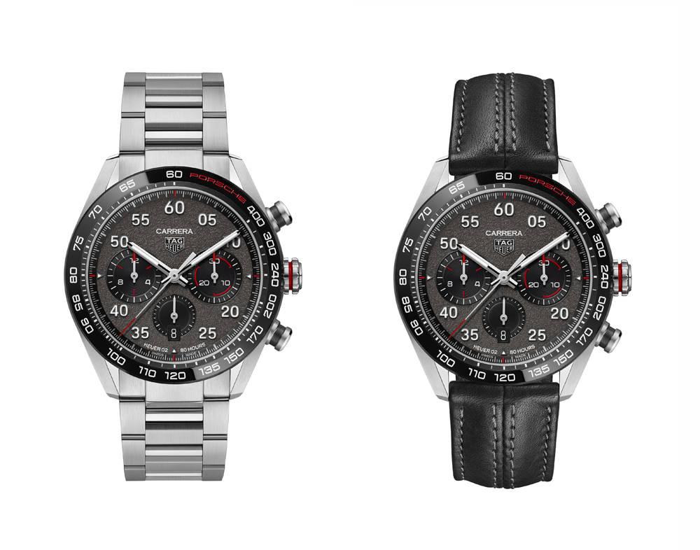 原创             保时捷车迷的年度馈赠,泰格豪雅发布保时捷特别版腕表