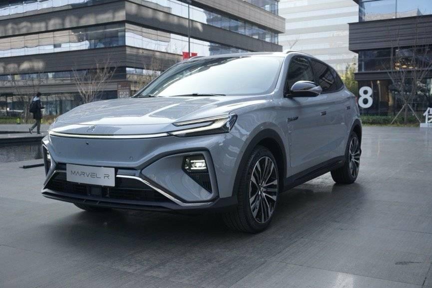 售出21.98万辆,全球首辆量产5G车,R车漫威R正式上线