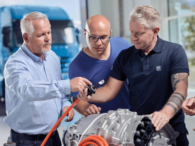 投2亿美元!采埃孚在美国南卡罗莱纳州变速器工厂新建生产线