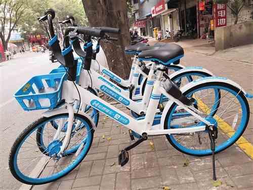 北京:单车共享将实现一车一标总量调控