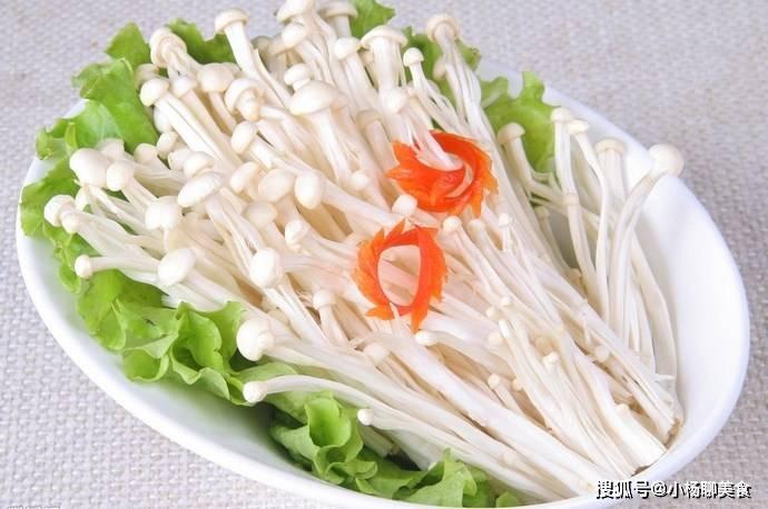 常吃金针菇 防治高血压 对预防男性前列腺疾病也较有帮助!-家庭网