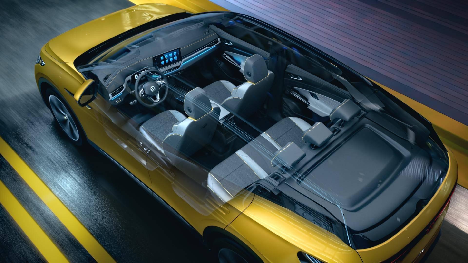 上汽大众ID.4 X品质开放日,老牌车企电动领域有何优势?_车型